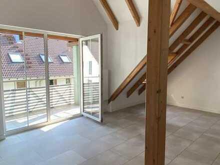 Renoviertes 1 Zimmer Appartment mit Balkon