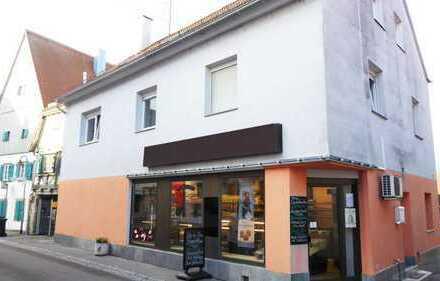 Geschäftshaus mit Entwicklungspotential in Horrheim