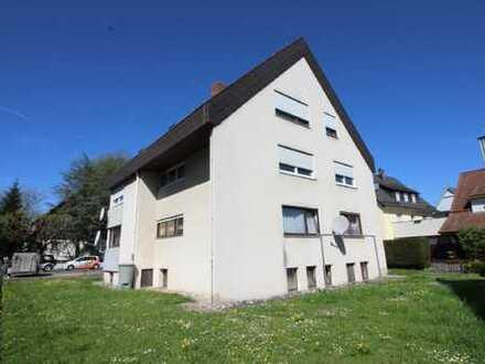 Stadtnah und trotzdem ruhig 4-Zimmer-Dachgeschosswohnung in Welzheim