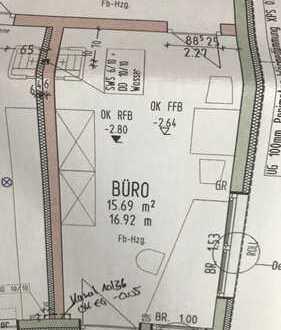 Erstbezug nach Sanierung: exklusive 1-Zimmer-Wohnung mit Balkon in Ostrach