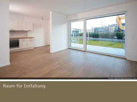 Großzügige 2-Zimmer-Terrassenwohnung mit Garten in Werder/Havel