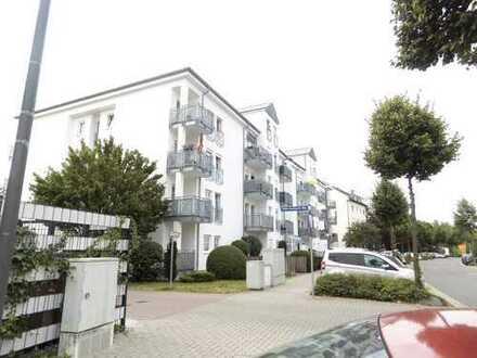 Schöne Wohnung in moderner Seniorenanlage am See