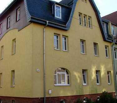 3-Raum-Wohnung in Glösa (Stellplatz & Gartennutzung)