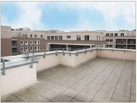 Schöner Wohnen in luftiger Höhe, 2 Zimmer Penthouse Wohnung Oberursel