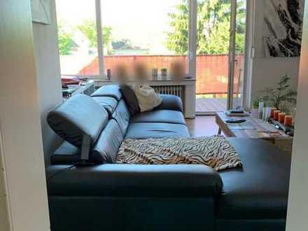 Stilvolle, gepflegte 3-Zimmer-Wohnung mit Balkon in Monheim am Rhein