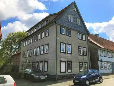 Der Anfang ist gemacht - 2-Zimmer-ETW in Clausthal