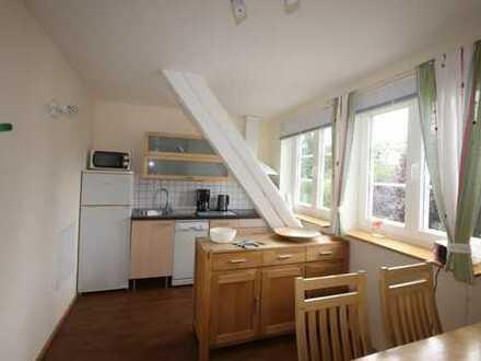 Möblierte Maisonettewohnung in Ostseenähe Wittenbeck/Kühlungsborn