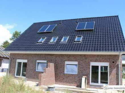 ### ERSTBEZUG - Gutdurchdachte Doppelhaushälfte in bevorzugter Lage ! ###