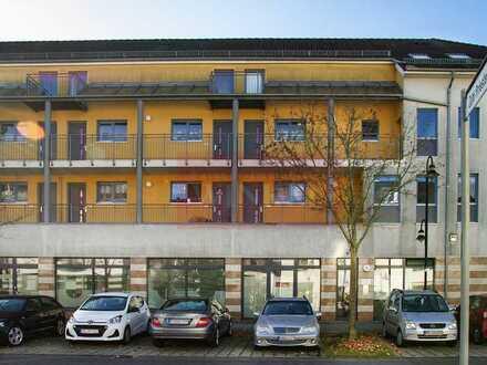 KAPITALANLAGE 1-Zimmerwohnung mit EBK, TG-Platz solide vermietet