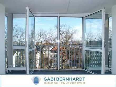 City-Office über den Dächern von OL - alles perfekt im Überblick!