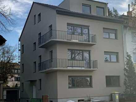 Erstbezug nach Kernsanierung - 4-Zimmer-Wohnung mit Balkon in gesuchter Vorortlage