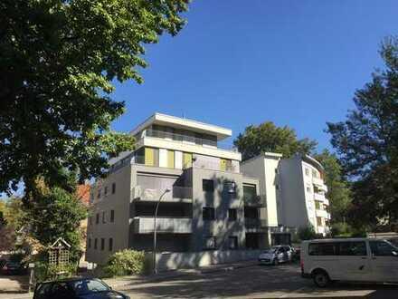 Neuwertige 2-Zimmer-Wohnung mit Balkon in Kempten