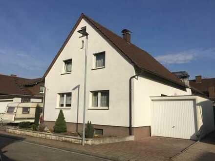 Zweifamilienhaus in sehr guter Wohnlage im OT von Rot