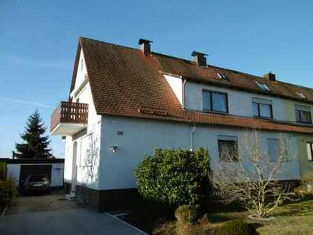Doppelhaushälfte in 90584 Allersberg, Anton-Günter-Str. / Garage