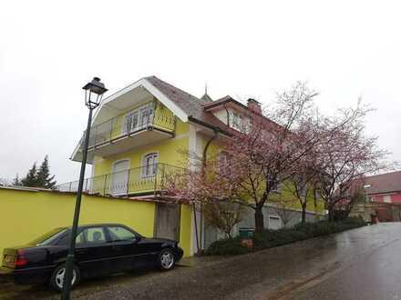 3 Zimmer-Wohnung mit traumhaftem Ausblick im Elsass