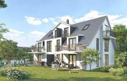 Baubeginn 2020 - Neubau Eigentumswohnungen in Gaustadt -