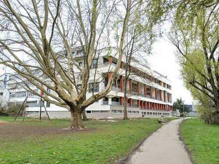 Erstbezug. Exklusive 2-Zimmer-Wohnung mit Balkon in Ulm