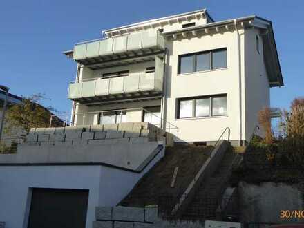 Modernisierte 2-Zimmer-Loftwohnung mit Balkon in Königsbach