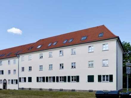 Denkmalgeschütze Immobilie im Grünen