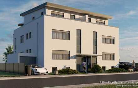 Top Hochwertige Maisonette Penthouse Neubauwohnung mit Fußbodenheizung, Dachterrasse und Garage