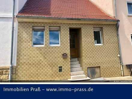 Kleines gemütliches Einfamilienhaus ohne Grundstück in Staudernheim zu verkaufen