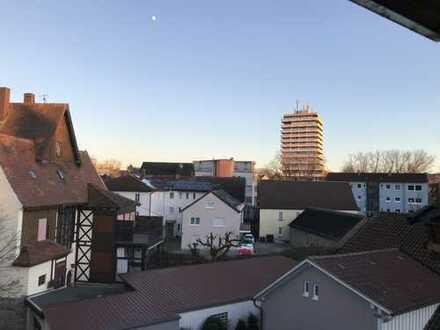 4-Zimmer-Wohnung in ruhiger Innenstadtlage in Crailsheim
