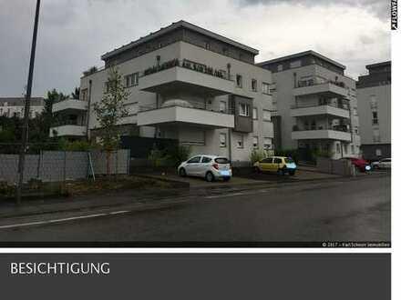 sehr attraktive Wohnung 3 ZKB mit Balkon in zentrumsnaher Lage in Homburg