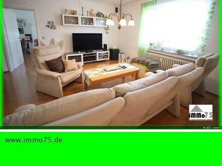schöne, helle und freundliche 3,5 Zimmer Wohnung in Ötisheim, zentral und dennoch ruhig
