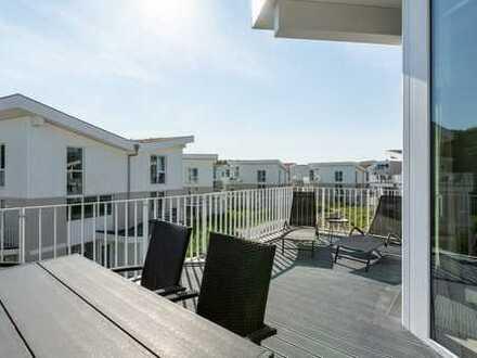 exklusives Penthouse - Beach Bay