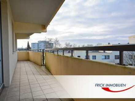Gepflegte 2 Zimmer ETW im 3. OG mit Balkon und TG-Stellplatz