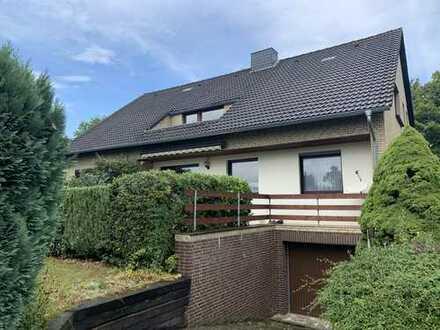 RUDNICK bietet PLATZ FÜR DIE GROßE FAMILIE: Zweifamilienhaus in Wennigsen mit Vollkeller