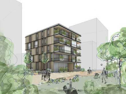 Grün und gemeinsam leben am BUGA-Park in Mannheim (Baugruppenprojekt)