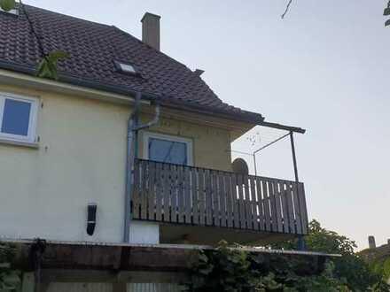 Attraktive Doppelhaushälfte in zentraler Lage mit Garten in Bietigheim-Bissingen