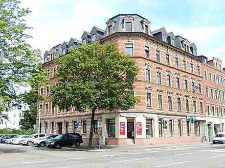 Vermietete Büroeinheit in der Innenstadt von Chemnitz zu verkaufen.