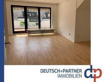Bonn-Holzlar: ERSTBEZUG nach Sanierung! 3 Zi. Wohnung in einem 2 Fam. Haus mit 2 Balkonen u. Garage!