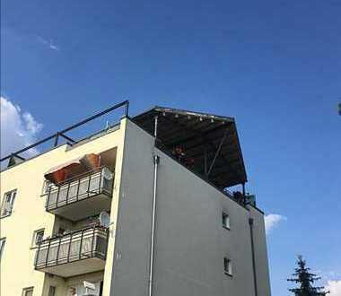 Halle-Wörmlitz / 4 Zimmer Maisonette Wohnung mit großer Dachterrasse zu vermieten