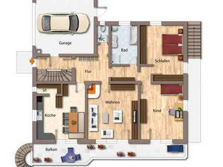 Großzügige 3-Zimmer-Wohnung in beliebter Wohngegend