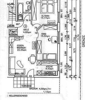 Schöne drei Zimmer Wohnung in Rheingau-Taunus-Kreis, Bad Schwalbach