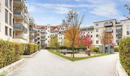 Schöner wohnen am Haidenaupark - Kirchenstraße