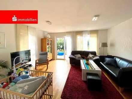 Familienfreundliche Eigentumswohnung mit Garten und sehr guter Ausstattung
