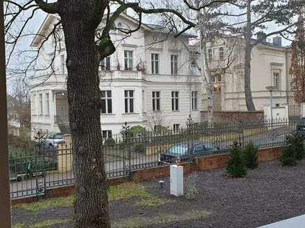 +Wohnen im Denkmal-Parkett-Fussbodenheizung-Wannenbad-Stellplatz-Großzügige Gartenanlage-Exclusiv+