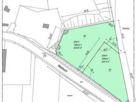 GÜNSTIGES Wohn- / Gewerbegrundstück in Meerane mit einer Größe von ca. 5748 m² zu verkaufen