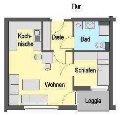 Seniorengerechte Wohnung in Essen-Rellinghausen
