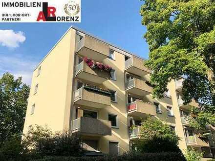 LORENZ-Angebot in Westenfeld am Passweg: Überschaubare Kapitalanlage! 2 1/2-R.-Wohnung.