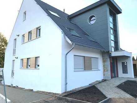 Erstbezug KFW55 Haus, eigener Garten, Garage und Stellpatz