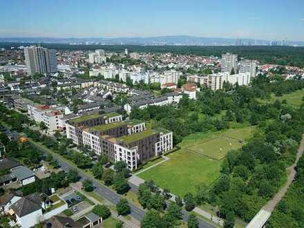 Urban und natürlich! Herrliche 4-Zimmer-Wohnung mit 3 Schlafzimmern und schöner Loggia