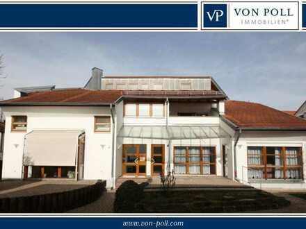 Ein Gebäude - zwei Häuser Top-Immobilie in attraktiver Lage