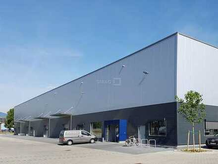 Hier entsteht ein Gewerbehof mit bis zu 14 Mieteinheiten 365 - 6.277 m²