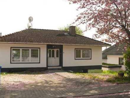 Der Klassiker: Einfamilienhaus- Bungalow in allerbester Lage am Herzenberg