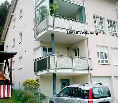 Schöne, sonnige 4-Zimmer Wohnung mit Balkon